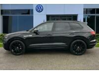 2021 Volkswagen Touareg 3.0TDI (286ps) Black Edition 4Motion 5dr, HEAD UP, NIGHT