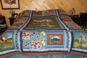 Horse Quilt for sale