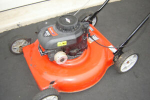 Pulan Lawn Mower with Little Use