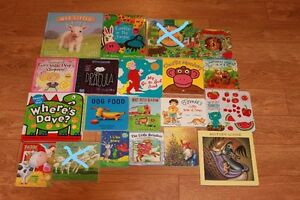 CHILDREN BOARD BOOKS FOR SALE