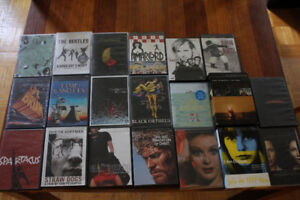 Criterions Blurays DVDs