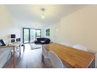 VACANT - 2 massive double rooms - modern - very high spec - private garden