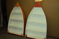 Maritime Boat Shelf and Newfoundland Anchor Kellick