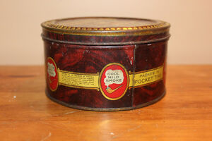 Vintage Dill's Best Tobacco Tin London Ontario image 4