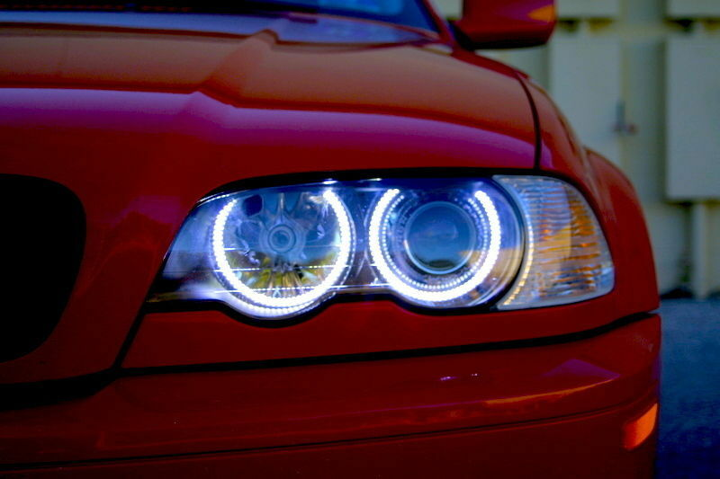 Your Guide to Buying BMW Angel Eyes Headlights