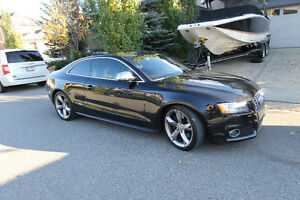 2010 Audi S5 - 2 sets of rims and tires-