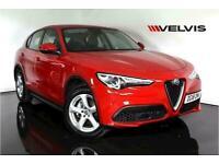 2018 Alfa Romeo Stelvio T Super SUV Petrol Automatic