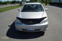 2004 Toyota Camry Sedan Certified and E tested