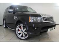 2010 10 LAND ROVER RANGE ROVER SPORT 3.0 TDV6 HSE 5DR AUTOMATIC 245 BHP DIESEL