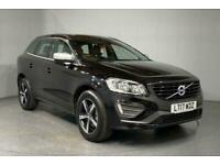 2017 Volvo XC60 D4 [190] R DESIGN Nav 5dr ESTATE Diesel Manual