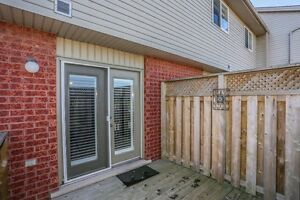 Move in Condition, End unit with walkout. London Ontario image 6