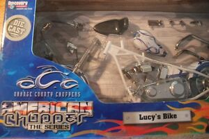 American Choppers Motorcycle Kit FACTORY SEALED (VIEW OTHER ADS) Kitchener / Waterloo Kitchener Area image 3
