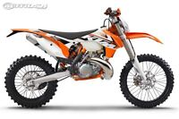 Looking for 2015 KTM 300 xc-w
