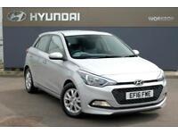 2016 Hyundai i20 1.4 CRDi SE Diesel silver Manual