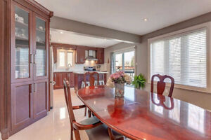 Luxurious & Spacious 3 Bd Home Located In Central Mississauga
