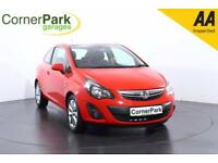 2014 VAUXHALL CORSA EXCITE AC HATCHBACK PETROL