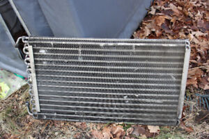 Used stock AC condenser from 1980 Corvette
