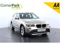 2010 BMW X1 XDRIVE18D SE ESTATE DIESEL