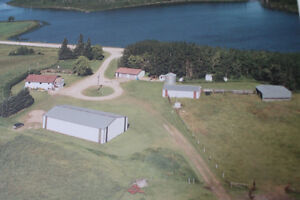 10 Acres Overlooking Patterson Lake