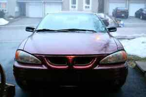 2000 Pontiac Grand Am for Sale