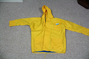 High Seas - Foul Weather Gear - Size Large