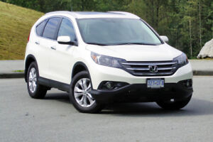 2014 Honda CR-V Touring SUV, Crossover