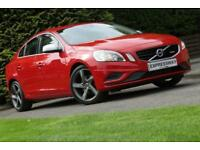 2011 Volvo S60 1.6 D DRIVe R-Design (s/s) 4dr