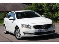 2013 VOLVO V60 D3 BUSINESS EDITION ESTATE DIESEL