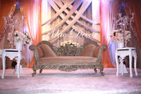 Wedding Decor Affordable Prices ! Call Now for a Quick quote!