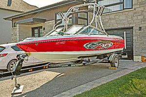 Bateau wakeboard Mastercraft X10 2003 à vendre
