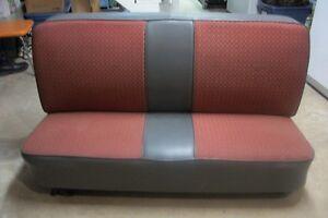 Chev truck seats