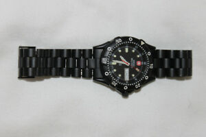 Swiss Military quartz watch