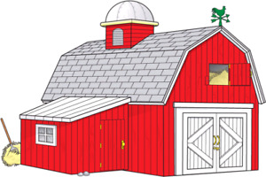 Looking for barn/shop