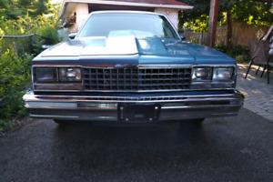 1983 Malibu Wagon Hot Rod