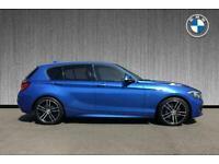 2017 BMW 1 Series 118i M Sport Shadow Edition 5-door Auto Hatchback Petrol Autom