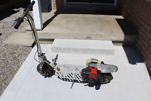 49cc Stand Up Gas Scooter