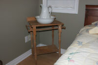 Dry Sink Stand