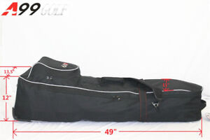 New A99 Golf T04 Wheeled Cover Travel Bag