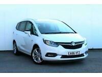 2016 Vauxhall Zafira 1.4T SRi 5dr Auto Estate Estate Petrol Automatic