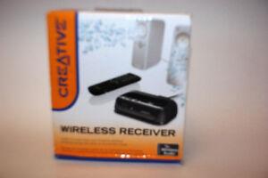 Creative Labs Sound Blaster Wireless Audio Receiver