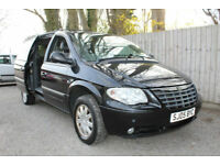 2005 05 Chrysler Grand Voyager 2.8CRD auto Limited XS GO & STOW 7 SEATS 32.5 MPG