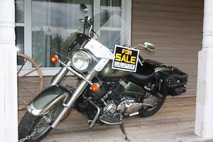 Reduced price Yamaha V-Star 650