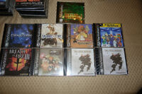Jeux PS1 / Playstation 1 (PS1)Games