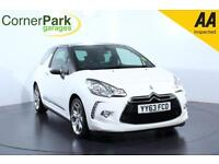 2013 CITROEN DS3 E-HDI AIRDREAM DSPORT PLUS HATCHBACK DIESEL