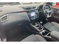 2018 Nissan Qashqai 1.2 DiG-T N-Connecta [Glass Roof Pack] 5dr Manual Hatchback
