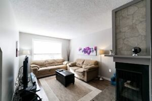 Renovated St. Albert Townhouse for rent!
