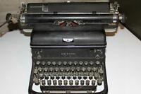 Vintage Antique Royal Typewriter Estate Sale