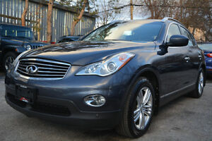 2009 Infiniti EX35 AWD-Navi,Backup Cam,Sensors,Sunroof *1 OWNER*