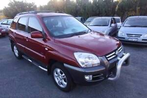 2006 Kia Sportage Auto AWD + 3 YEAR WARRANTY Beaconsfield Fremantle Area Preview