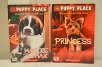 Puppy Place #10 and #12 Children's Books